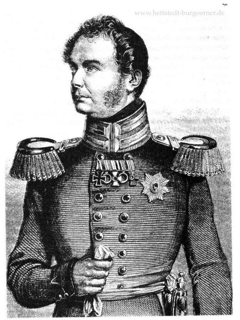 """König """"Friedrich Wilhelm IV."""" von Preußen"""