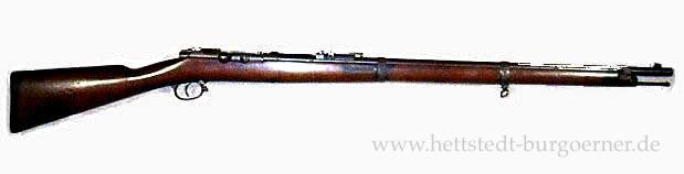 Gewehr aus den Kriegen